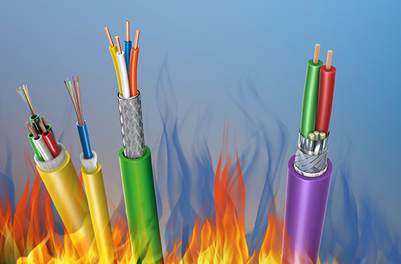 Fire Retardant Cable