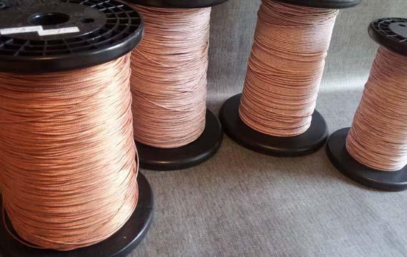 Nylon HV Cable