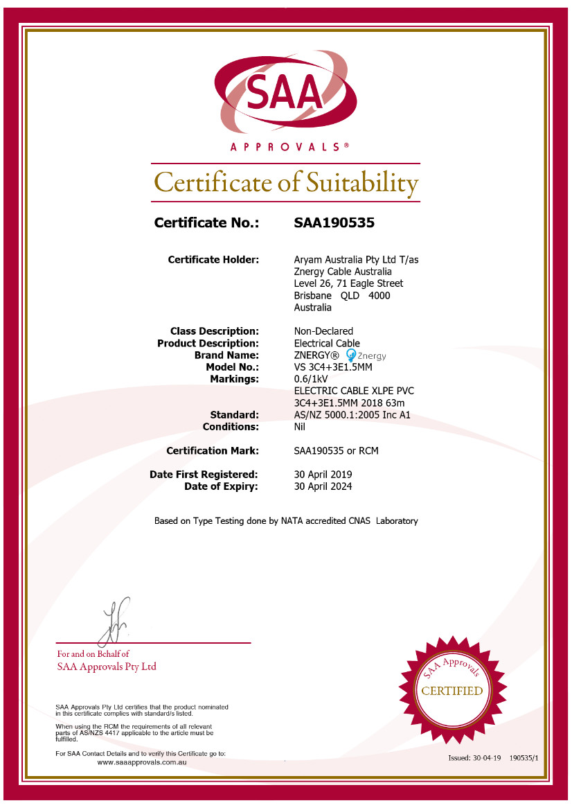 JAS-ANZ Conformity for Lab Type Tested (ILAC-MRA)